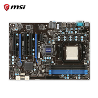 MSI 870S-G46 Original Used Desktop Motherboard 870 Socket AM3 DDR3 32G SATA3 USB2.0 ATX