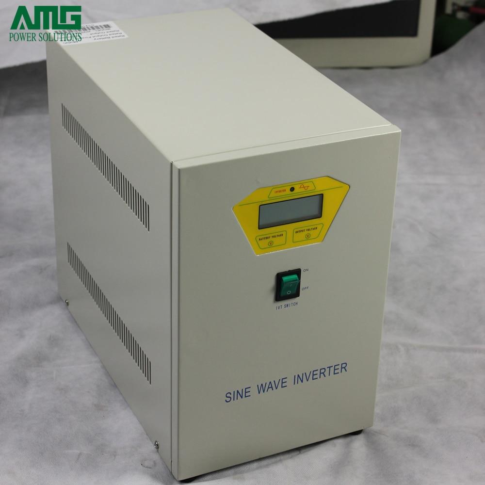 3000 Watt Inverter 96VDC To 110V/120V/220V/230VAC Industrial Frequency Pure Sine Wave Power Inverter /Power Inverter for Sale