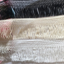 (6 yards/lot) lace tassel fringe width is 4 inches decorative tassels trims and zakka patchwork DIY handmade cotton