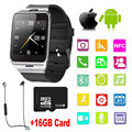 2016 New Smartwatch GV18 Bluetooth Smart Watch For Apple iPhone & Samsung Android Phone Relogio Inteligente Smartphone Watch