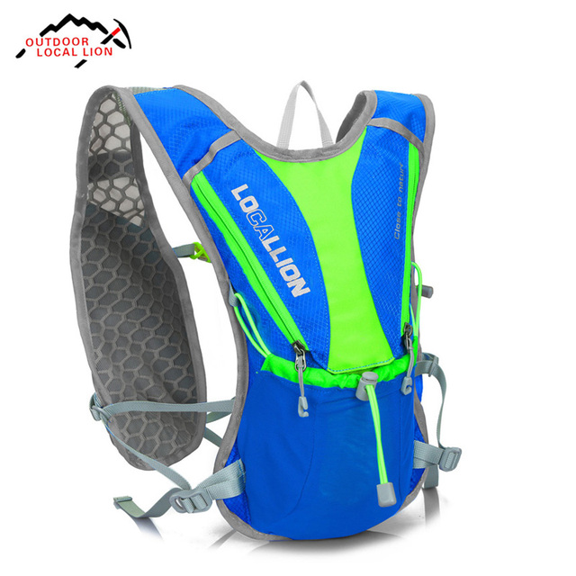 3b8965e1a2eb LOCAL LION Ultralight Cycling Backpack 5L MTB Hydration Backpack For Bicycle  Waterproof Trail Running Sport Bag