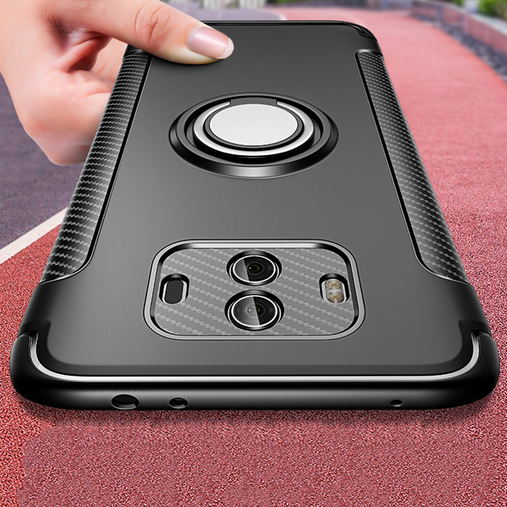 OTAO магнит кольцо держатель чехол для huawei mate 20 10 Pro P20 P30 P10 Lite Nova 3 3i 4 Honor 9 Броня чехол металлический кронштейн крышка Coque