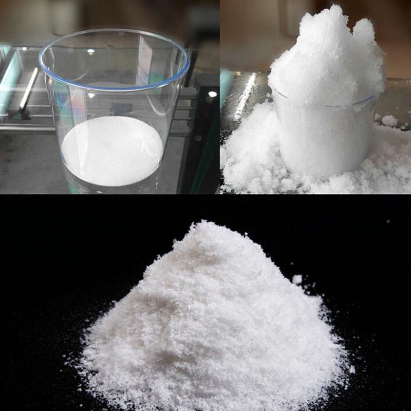 Christmas Decoration Instant Snow Magic Prop DIY Artificial Powder Simulation Fake For Night Party ZA1885 In Snowflakes