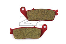 Motorcycle Parts Brake Pads For YAMAHA YP 125 RX-MAX Non ABS 2010-2011 Front OEM New Red Composite Ceramic Free shipping