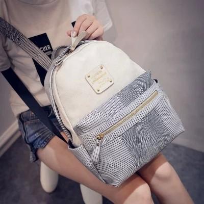 637578610879 ... Rivet Bead Female Shoulder Bag PU Leather Backpacks For Girls Women BagUSD  29.96 piece. 20160308 143258 029 20160308 143258 022 20160308 143258 023 ...