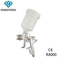 RONGPENG Reduce Pressure Air Spray Gun R4000 1.3MM Nozzle Top Grade Automotive Finish Coat Surface Paint Gun