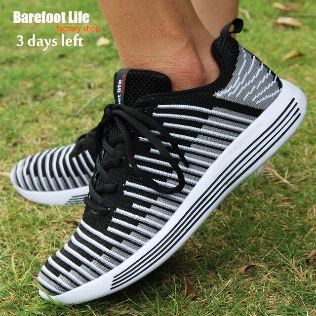 € 32.45 |Blanc noir couleur sneakers femme et homme, respirant confortable athletic courir sport chaussures de marche, schuhes, zapatos, sneakers