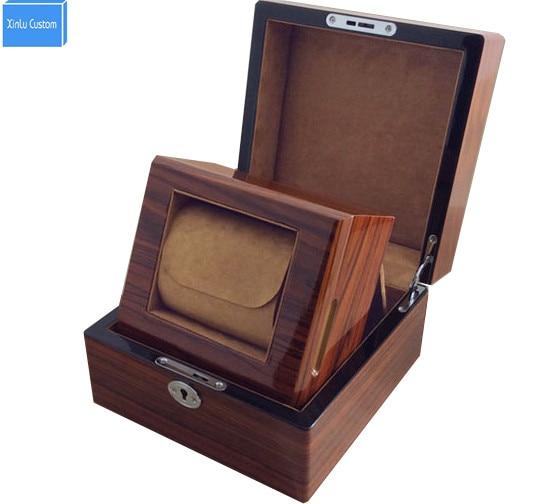 Top Luxe Hoogwaardige Best voor Gift Klassieke Houten Horlogedoos met - Horloge accessoires