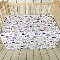 Ins cuna sábanas 1 unids bebé juego de Cama incluye hoja de cama de bebé
