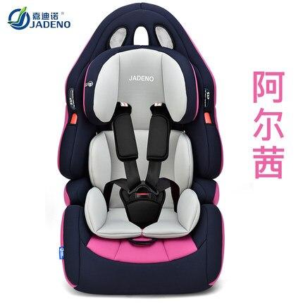 Siège auto de sécurité enfant & bébé 9 mois-0-3-4-12 ans ISOFIX Interface voiture