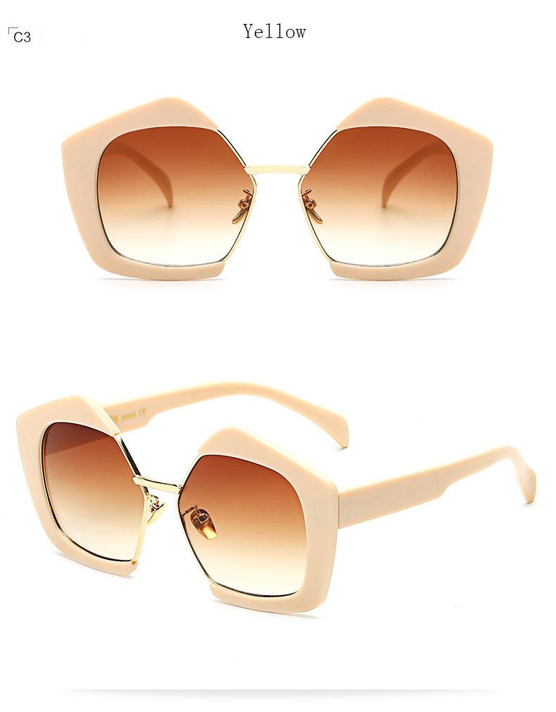 HTB1L.jYPpXXXXXzXVXXq6xXFXXXp - 2017 New Sunglasses Women Brand Designer Semi-Rimless Cat Eye Fashion Sun Glasses for Ladies Pink Oculos De Female Gafas