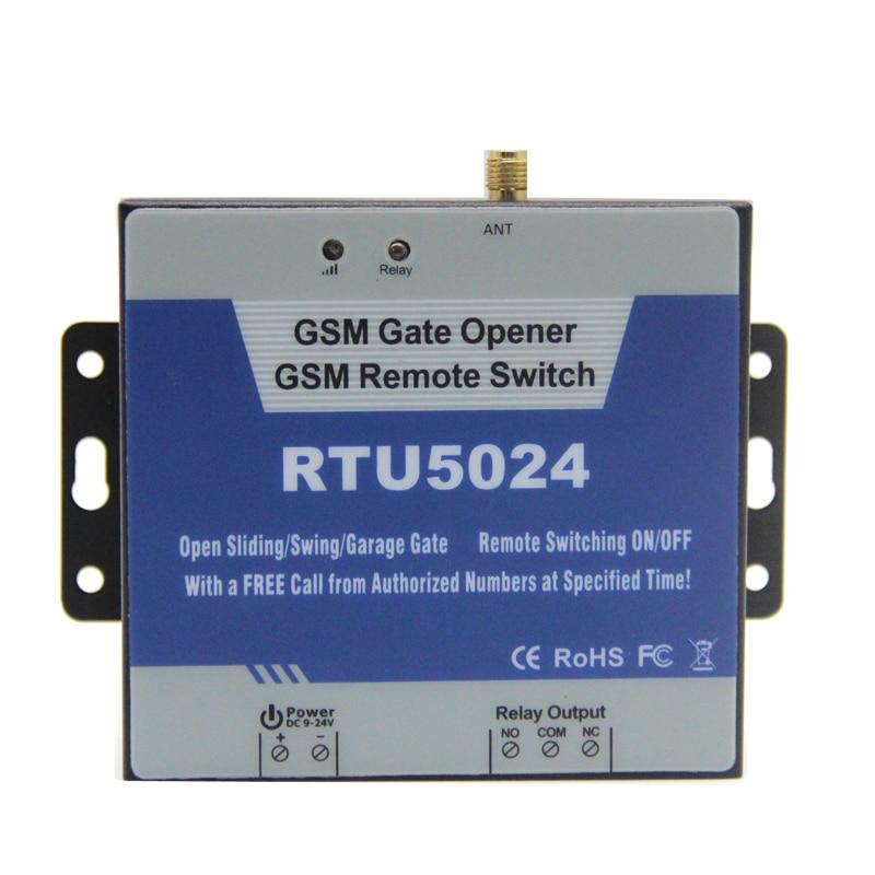 GSM 게이트 오프너 릴레이 스위치 원격 액세스 제어 - 보안 및 보호 - 사진 3