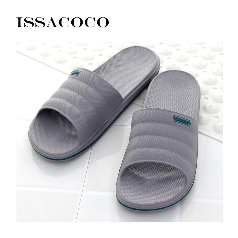 ISSACOCO Ljetne cipele Papule Cipele Muškarci Sandale Extra Large - Muške cipele - Foto 4
