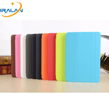 Best selling Magnetic Smart sleep pu leather Case cover For Samsung Galaxy Tab S2 8.0 T710 SM-T715 T715 8'' inch free shipping(China)
