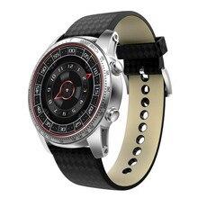 Nova KW99 Inteligente Watch Phone Android 5.1 os 1.39 polegada MTK6580 Quad Core 1.3 GHz 8 GB ROM GPS Monitor de Freqüência Cardíaca Pedômetro Esportes