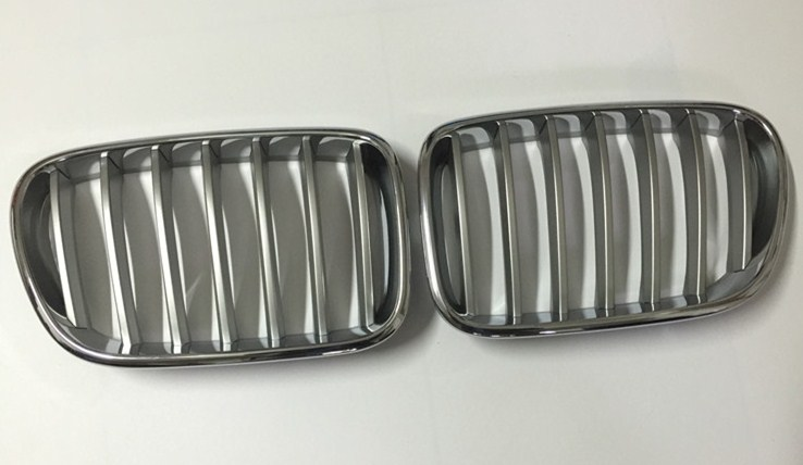 eOsuns Front Bumper Grill Grille for BMW F25 18i 20i 28i 30dx 35ix 2010-2013