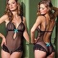 SZ192 venta caliente lingerei erótica teddy sujetador abierto lencería sexy caliente entrepierna abierta pecho descubierto sexy disfraces lenceria sexy