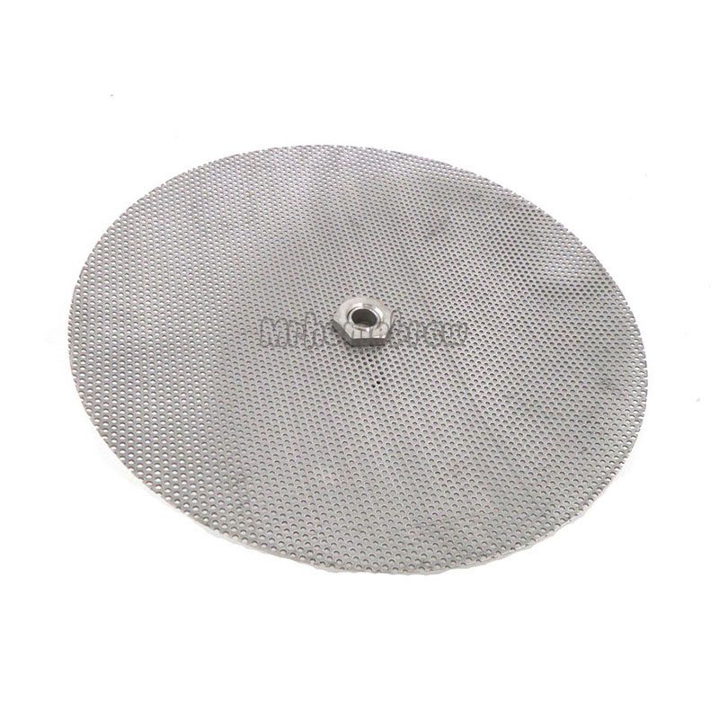 Diameter 30.5cm Stainless Steel False Bottom for Homebrew Pot - Converts Into a Mash Tun