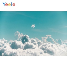 Yeele Landscape Photocall Cloud Sea Sunrise Drawing Photography Backdrops Personalized Photographic Backgrounds For Photo Studio