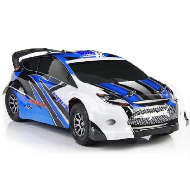 Peradix DIrt Bike WLtoys A949 1:18 2.4Ghz High Speed Radio Electric RC Racing Car Off Road Kid Gift 2017 new arrival a333 1 12 2wd 35km h high speed off road rc car with 390 brushed motor dirt bike toys 10 mins play time