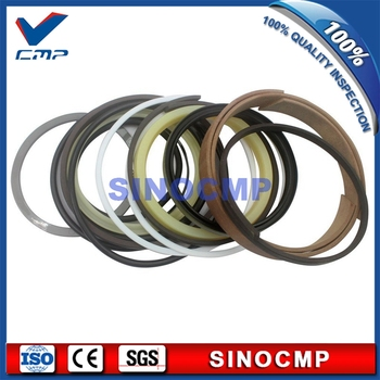 2 sets R250LC-7 R250-7 Boom Cylinder Repair Seal Kit 31Y1-09990 For Hyundai Excavator Service Kits