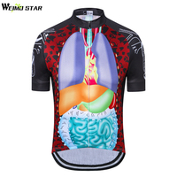 Weimostar 2018 Men Cycling Jersey Short Sleeve Outdoor Sport Bicycle Cycling Clothing Bike Jersey Ropa Ciclismo