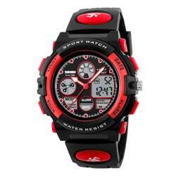 Световой Водонепроницаемый многофункциональные электронные часы Детская Открытый 2018 Новый момент спортивные наручные часы лучший бренд