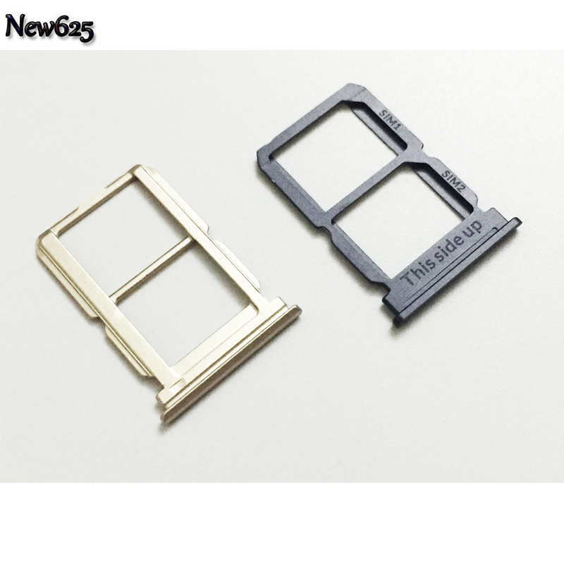 New SIM card Tray Slot holder For Oneplus 5 A5000 SIM Card Socket module