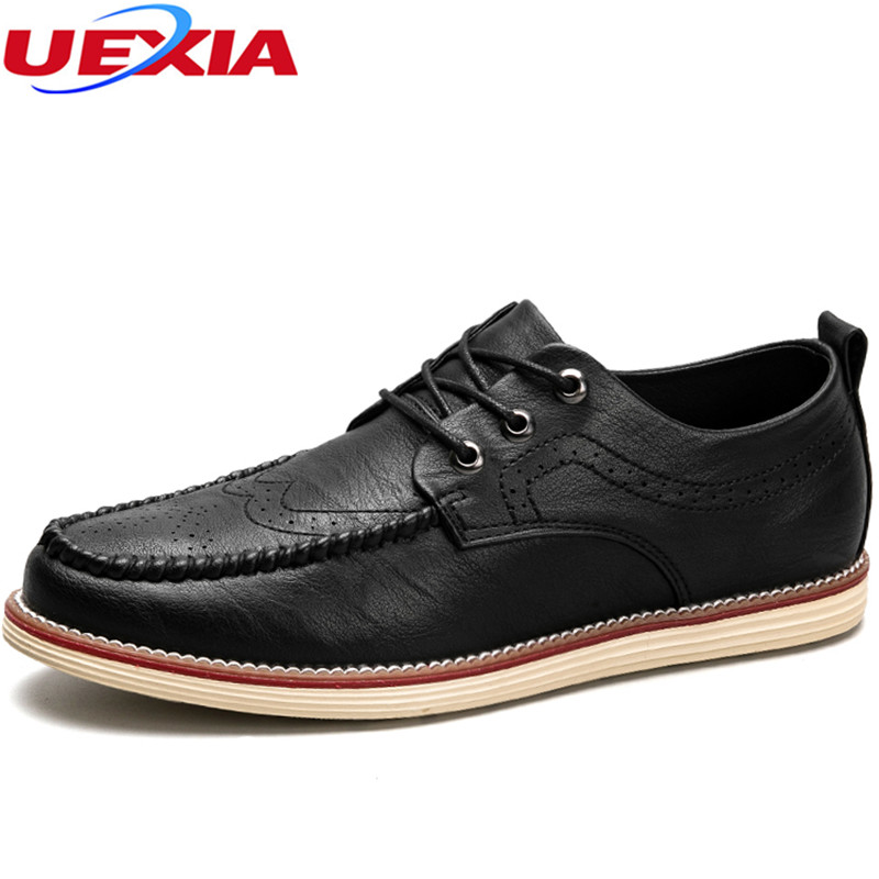 Uexia Minimalist Design Comfortable Handmade Shoes Casual