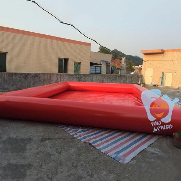 inflatable rectangular pool (17)
