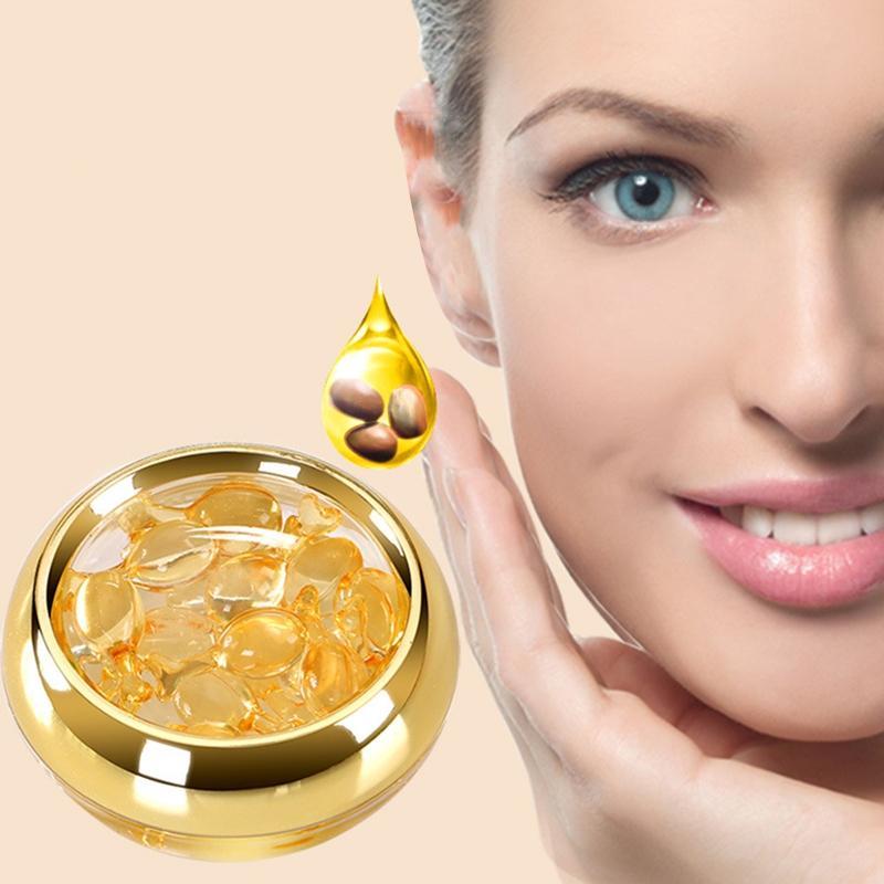 BellyLady Eyes Essence Capsules Anti Dark Circle Wrinkle Cosmetics