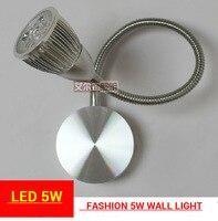 3 W LED Wandlampen met schakelaar Moderne Indoor Aluminium led wandlampen voor thuis LED-leeslampjes AC85-265V
