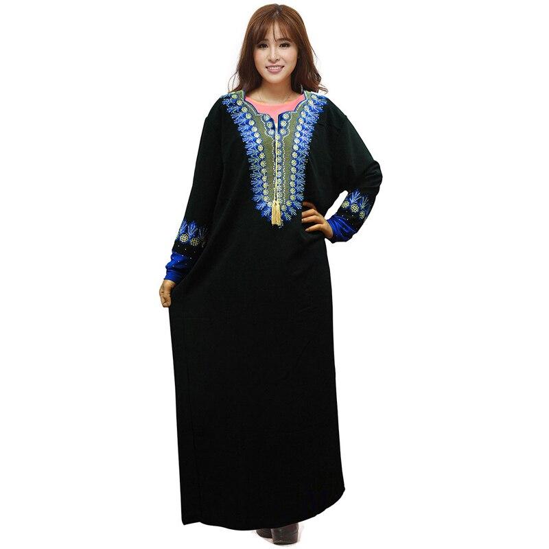 Online Get Cheap Dubai Black Abaya -Aliexpress.com ...
