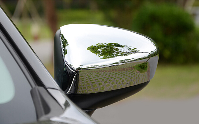 Зеркало заднего вида крышки отделка 2 шт. для Mazda 6 M6 Atenza 2013 2014 2015