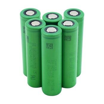 1/2/4/6/8/10 Pieces 3.7 V 2600mAh VTC5 18650 Li-ion Battery Replacement For E-cigarette Vape Flashlight Power Bank Radio Gamepad