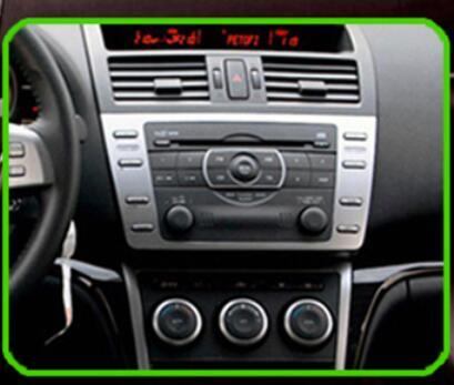 Discount 1G Ram Android 6.01 Car Audio for Mazda6 Mazda 6 2010  Headunit Stereo Vedio GPS Navi Multimedia Radio PC Monitor 4G 5