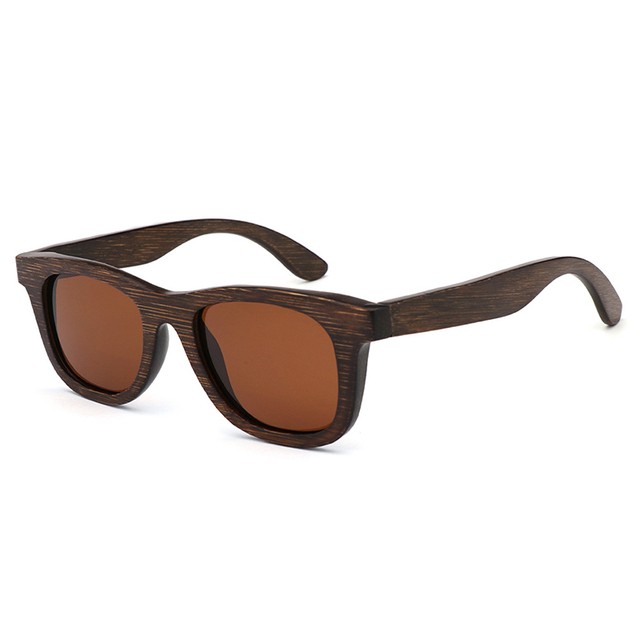 Bamboo Sunglasses 2