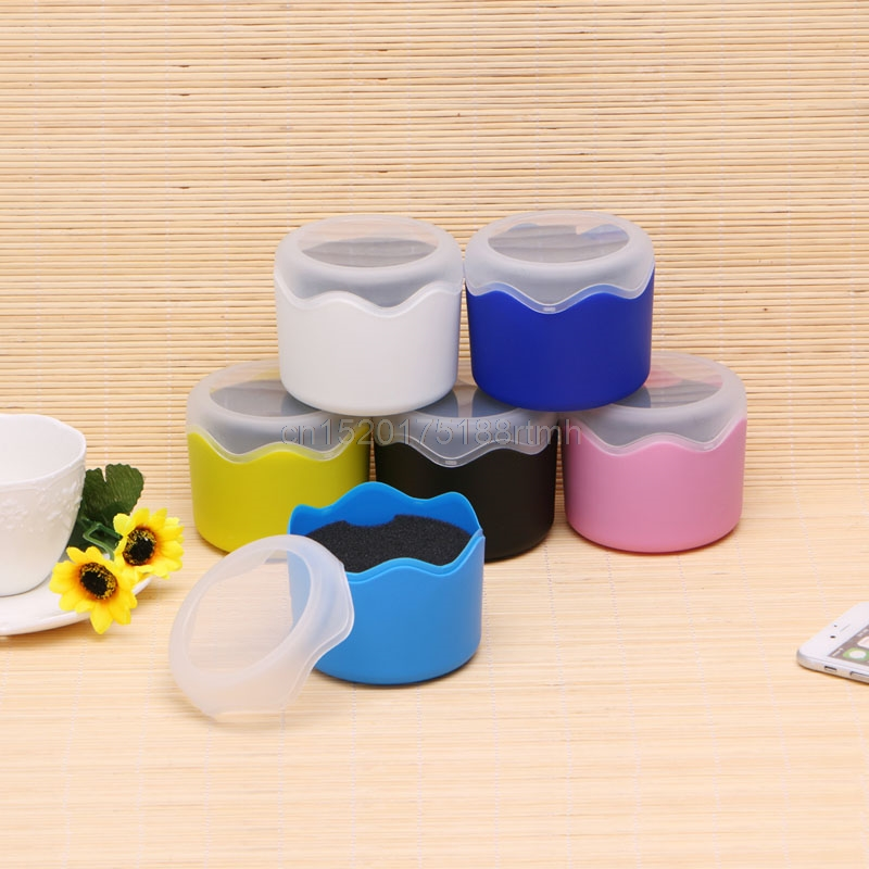 Ücretsiz teslimat Şeker Renk Kol Saklama Kutusu Plastik Sünger - Saat Aksesuarları - Fotoğraf 4