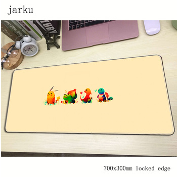 Pokemons mousepad gamer 700x300X3MM gaming mouse pad large High quality notebook pc accessories laptop padmouse ergonomic mat 2