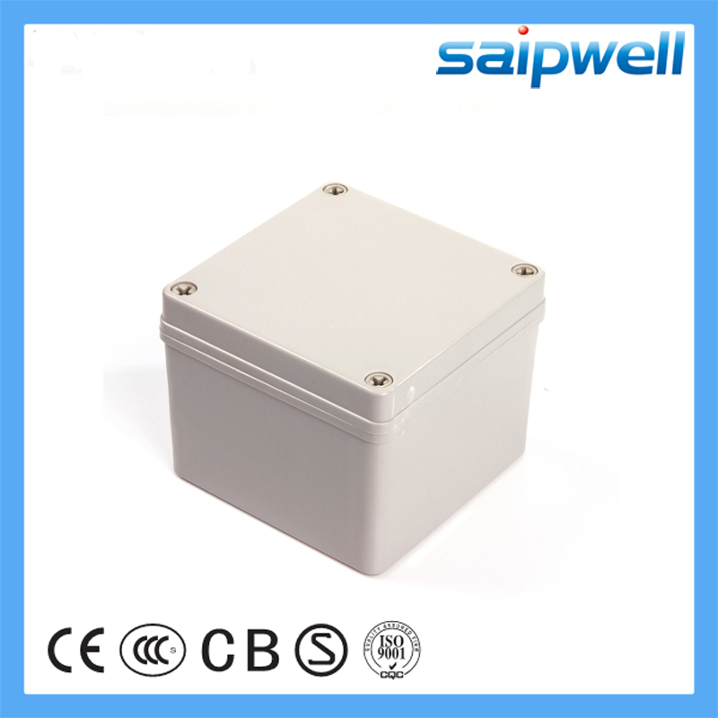 High quality ABS switch box waterproof IP66 junction control box enclosure 125mm 125mm 100mm DS AG