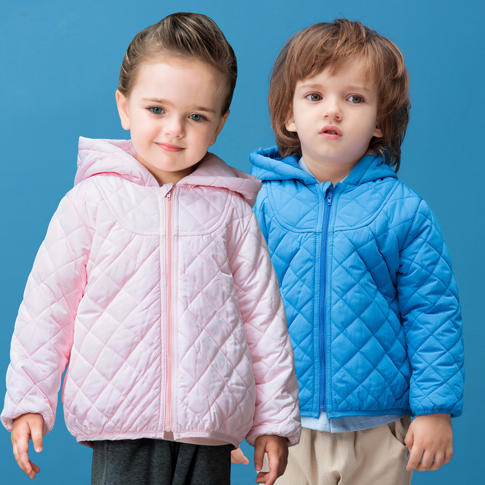 Sale Top Solid Worsted Cotton Winter Coat Yingzifang Unisex Autumn Winter Casual Zipper Hooded Coat Kids Girls Jacket For Boys yingzifang new autumn winter baby coat boys girls cotton cute bear hooded coat casual kids jacket children clothing sports suit