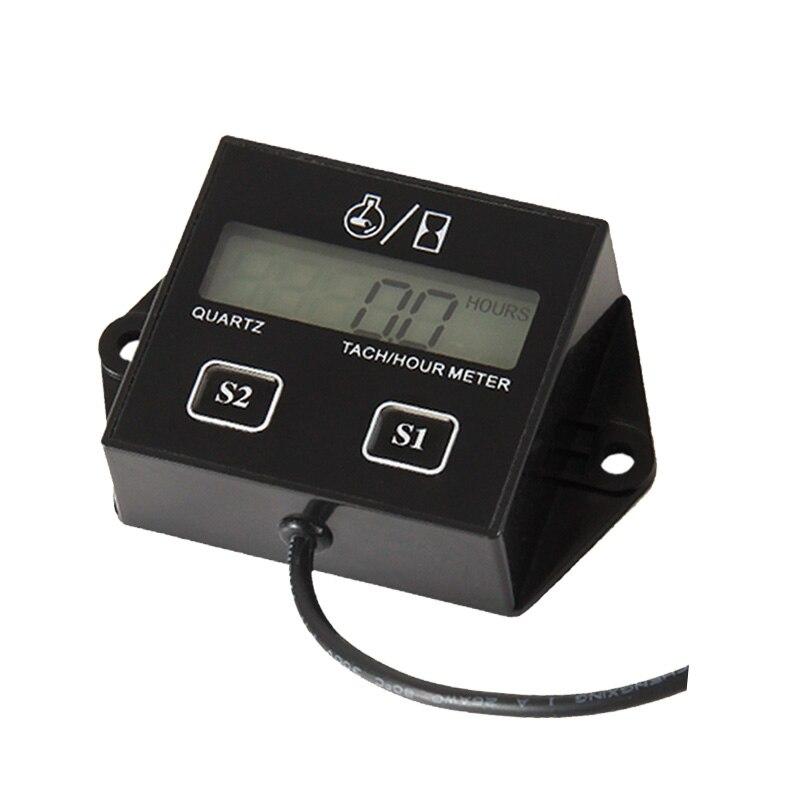 Digital 250 Raptor Cronómetro RPM Tacómetro YFM Wr Wrf Dirt Bik - Accesorios y repuestos para motocicletas - foto 6