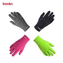 BOODUN детские перчатки для велоспорта на открытом воздухе, перчатки с сенсорным экраном для велосипеда, велосипедные перчатки с полным пальцами, велосипедные спортивные перчатки для детей, От 4 до 12 лет