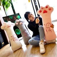 Fancytrader Biggest 71 '' / 180 centímetros Adorável Stuffed Plush Macio Jumbo rosa Olá Kitty travesseiro, presente agradável, Frete Grátis FT50862