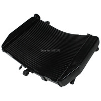 Motorcycle Radiator Cooler For Yamaha YZF R6 YZF R6 R6S BLACK