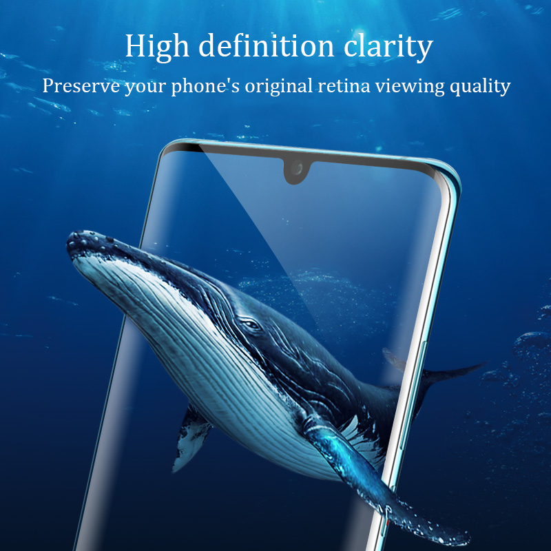 Image 4 - 2 in 1 Protective Glass For Huawei P30 P30lite Camera Screen Protector Tempered Glas For Huawei P 30 lite 30lite light Lens Film-in Phone Screen Protectors from Cellphones & Telecommunications