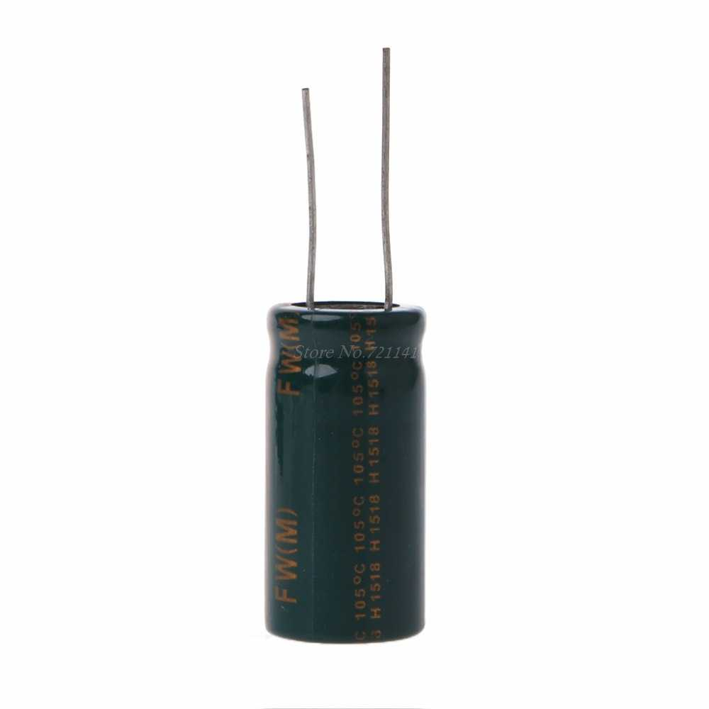 16V LOW ESR Radial Electrolytic Capacitors High Frequency
