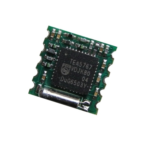 TEA5767 FM Stereo Radio Module MP3 MP4 - For Professional Only 2pcs tea5767 fm radio module full version