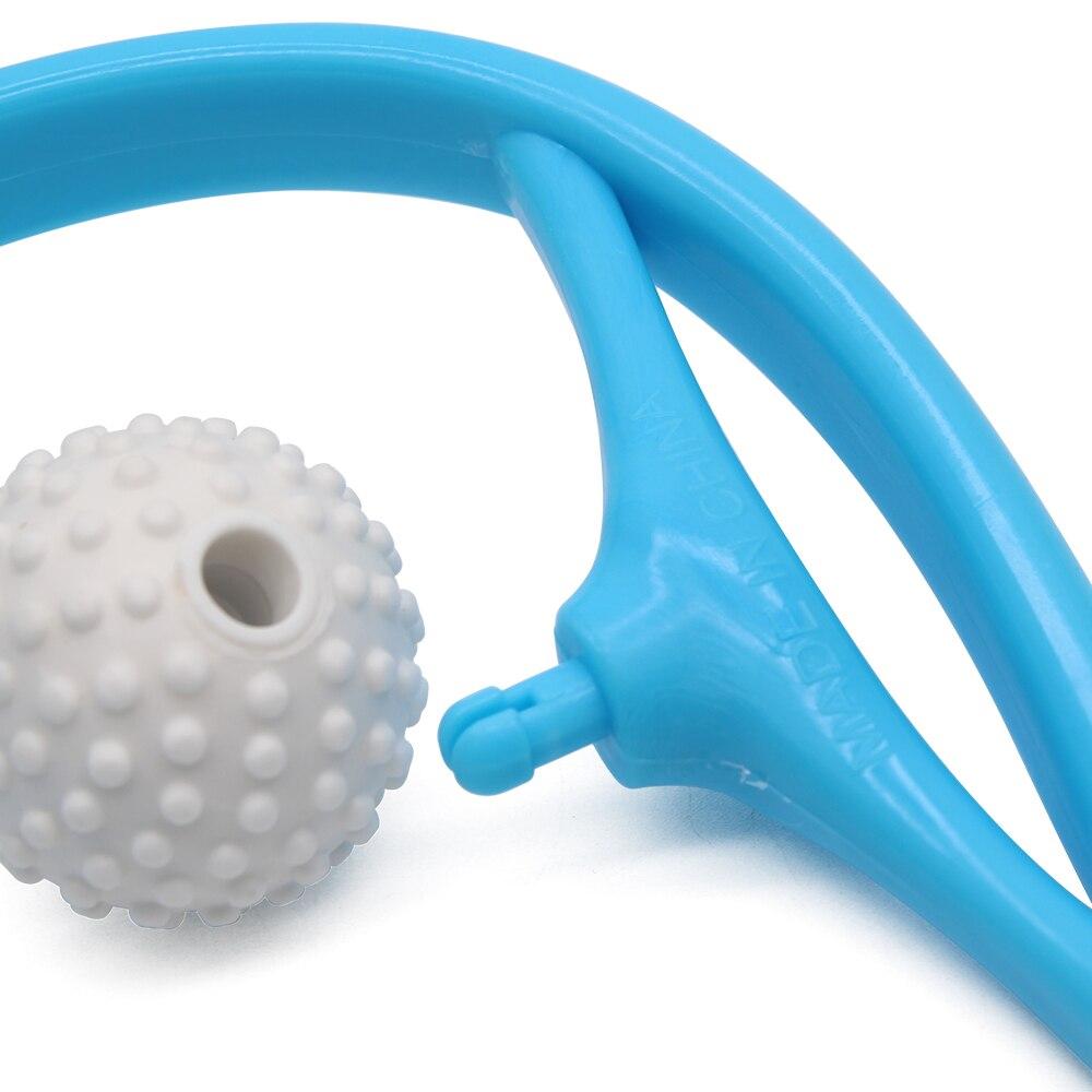 1 Pcs Neueste Hals Und Schulter Therapeutische Dual Trigger Punkt Selbst-massage Werkzeug Körper Pflege Werkzeuge Peelings & Körperbehandlungen