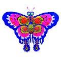 Бесплатная доставка высокое качество Нового бабочка воздушных змеев китайский традиционные воздушные змеи могут украсить красивый packageing хорошо может летать